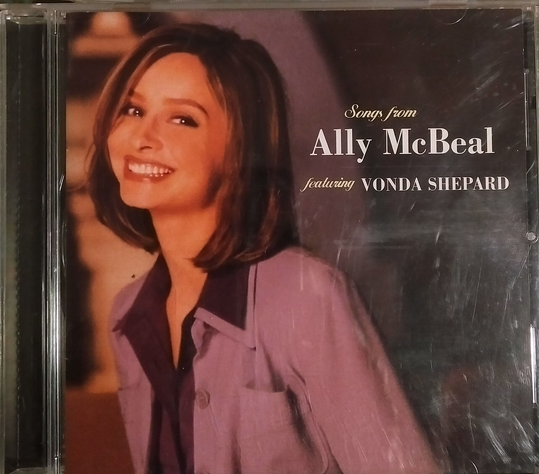 Vonda Shepard - Songs From Ally McBeal