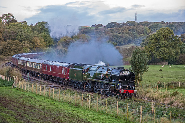 UK Mainline steam