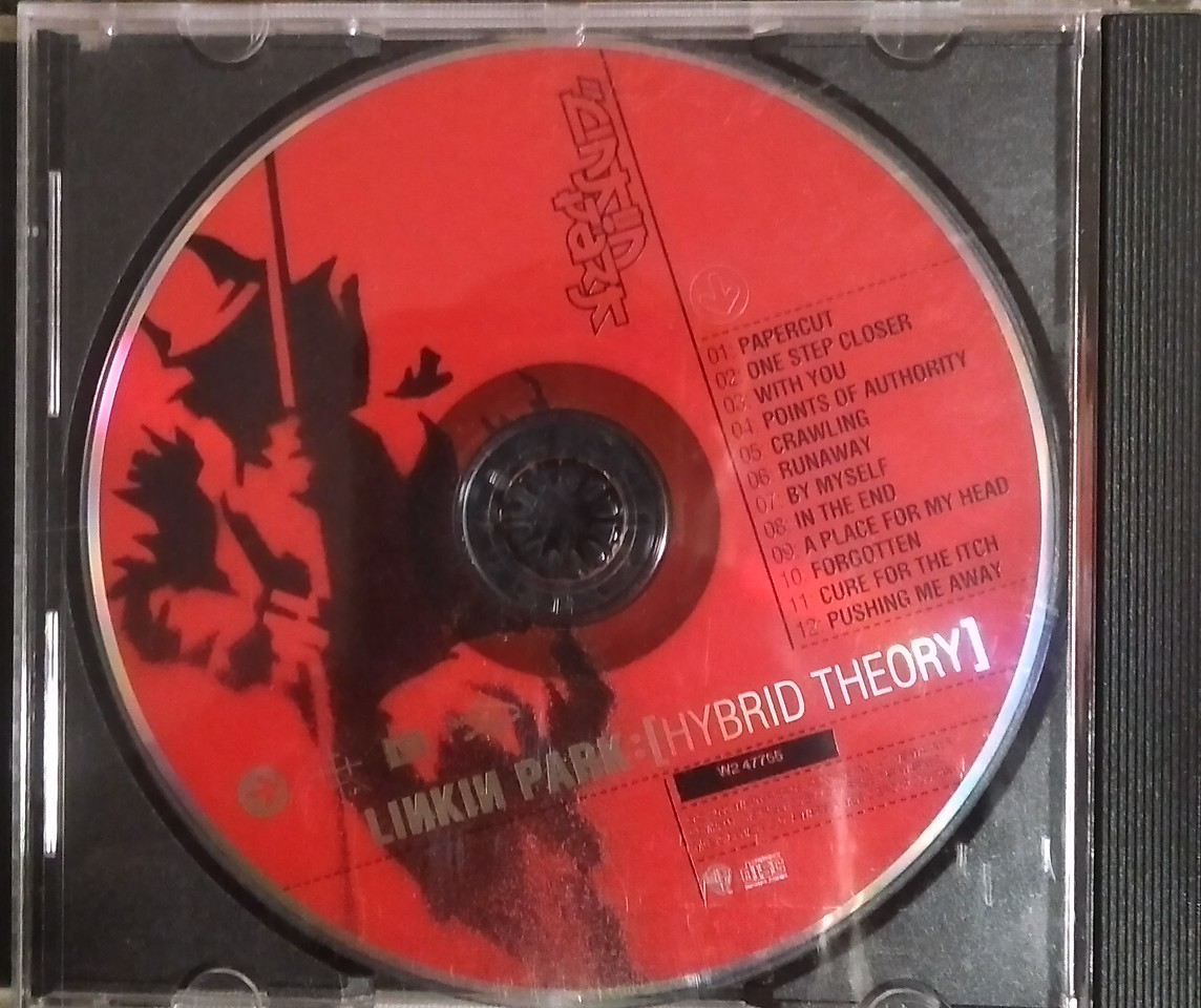 $2  Linkin Park - Hybrid Theory