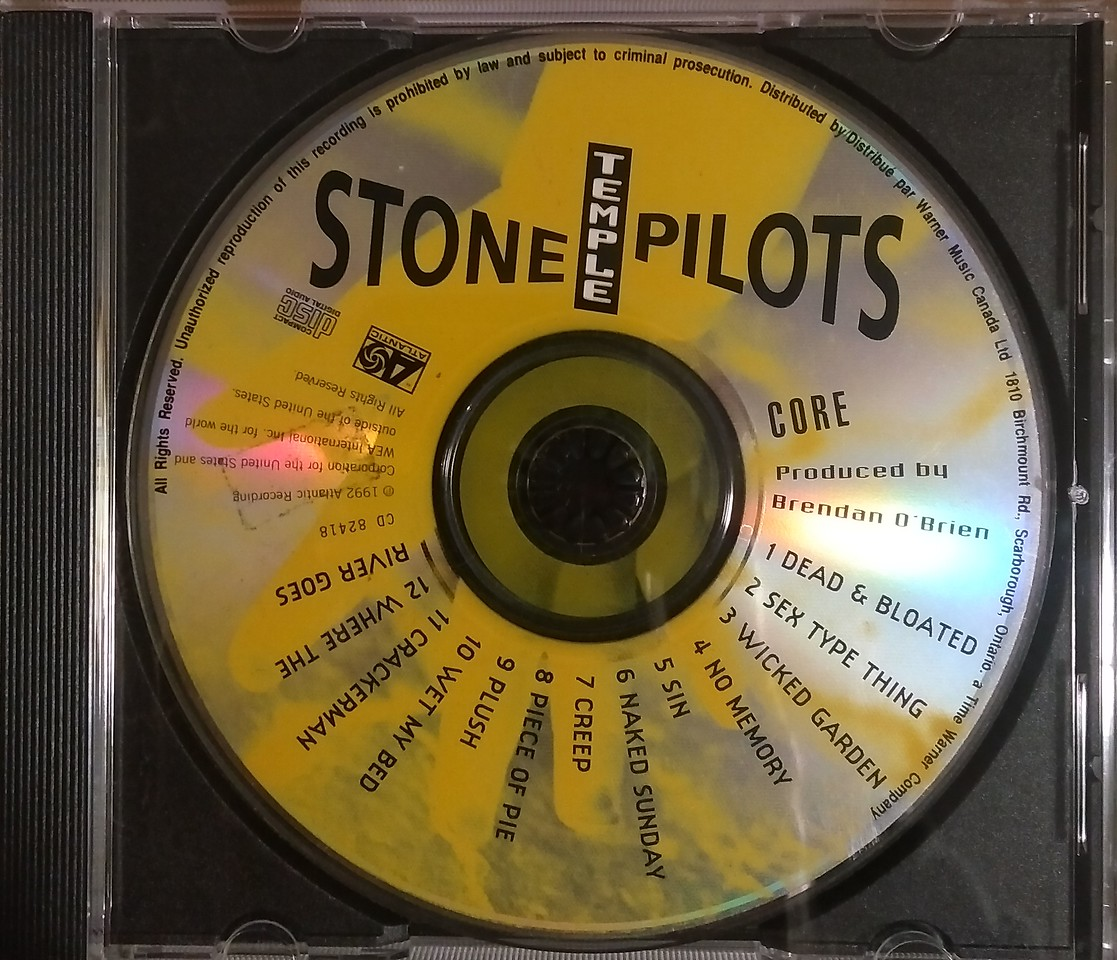 $2 Stone Temple Pilots - Core