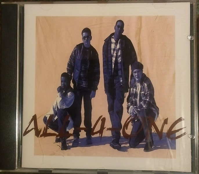All-4-One - All-4-One