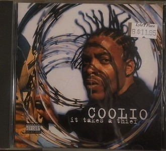Coolio - It Takes A Thief