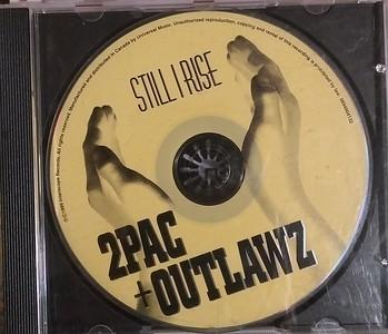 $2  2Pac + Outlawz - Still I Rise