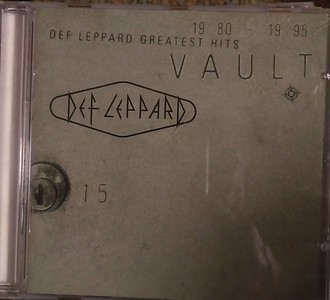 Def Leppard - Vault: Def Leppard Greatest Hits 1980-1995