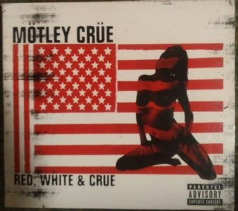 Mötley Crüe - Red, White & Crüe