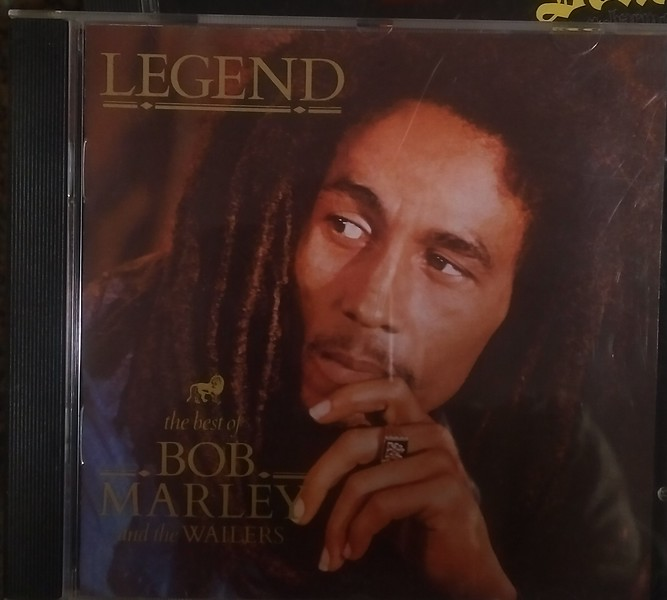 Bob Marley And The Wailers - Legend (The Best Of Bob Marley And The Wailers)