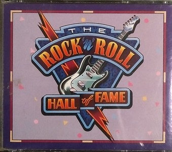 $20 (Sold as set of 5 Discs Only) Rock 'n' Roll Hall of Fame Discs 4 & 5 Front Cover