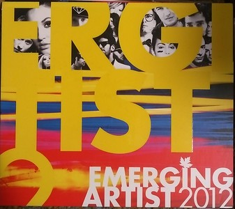 Emerging Artist 2012 Front Cover