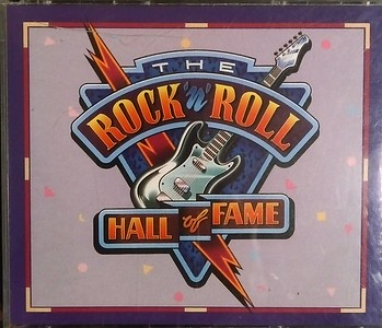 $20 (Sold as set of 5 Discs Only) Rock 'n' Roll Hall of Fame Discs 1, 2 & 3 Front Cover