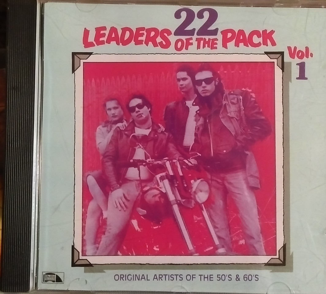 Leaders of the Pack Vol 1. Front Cover