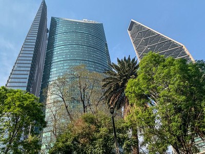 Towers of Reforma