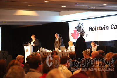 Canadian Holstein AGM 2016