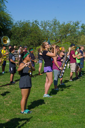 2014 CDO High School Band Camp