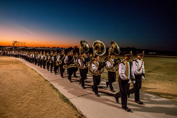 2016-17 CDO Marching Band