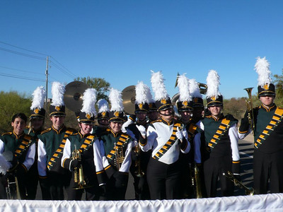 2012-13 CDO Marching Band