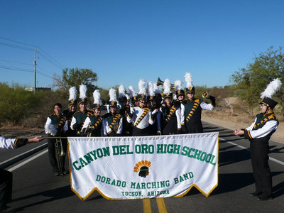Oro Valley Holiday Parade 2012