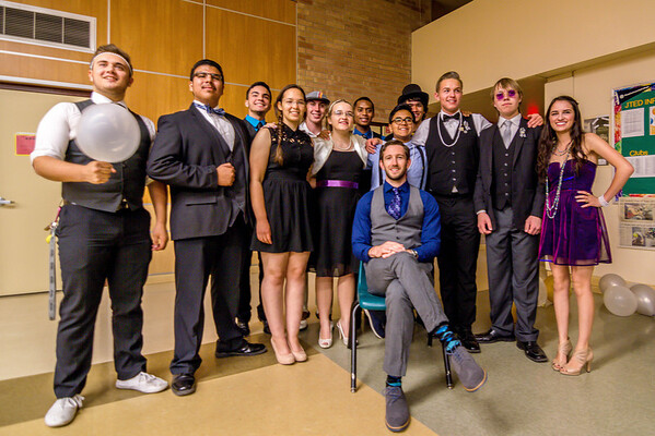 2014 CDO High School Band Banquet