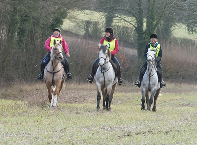 Wendover Woods Ride 11th March 2018