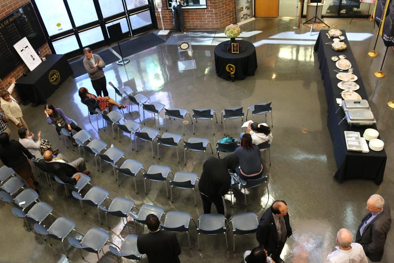 Godspeed, Dr. Orum! Dean Orum's Farewell Reception