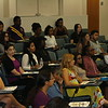 New students in the Post BACC Program and the MS Biomedical Sciences Program