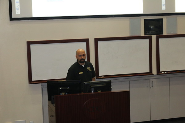 CDU Orientation for  new students entering the Post-Bacc and MS Biomedical Sciences programs.