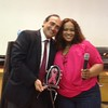 Dr. Jay Vadgama Receives Award  for Community Service and Support