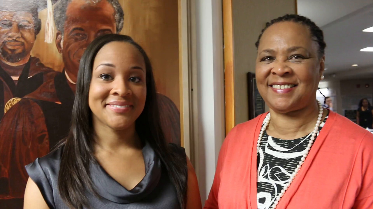 Interview with Alicia Morehead Gee, and proud mom Antoinette Morehead