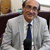 "Dr. Jay Vadgama, Vice President, Research votes ""Professor of the Year."""