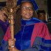 Academic Senate President Dr. Lola Ogunyemi