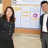 Dean Breckenridge with Benson Yeung of Kaiser Permanente.