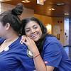 When studies get hard, we lean on each other! Arianna Ibarra, RadTech Program