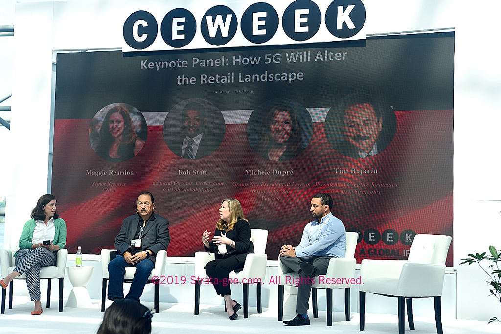 CE Week panel on 5G offered some interesting insights