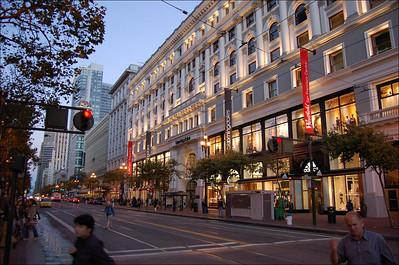 Bloomingdales (1)  The Bloomingdales on Market Street.
