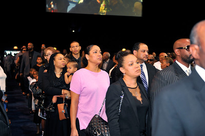 CELEBRATING A HERO & A PILLAR OF THE COMMUNITY. E.J. JACKSON CELEBRATION OF LIFE AT CRENSHAW CHRISTIAN CENTER ON MONDAY NOVEMBER 14, 2016 PHOTOS BY VALERIE GOODLOE