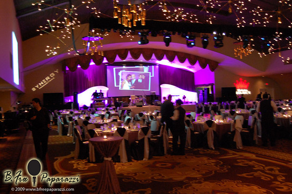 (12.05.2009) NELLY'S ANNUAL BLACK & WHITE BALL @ THE CHASE PARK PLAZA
