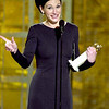 Julia Roberts accepting her Golden Globes Awards  - Ron Wolfson