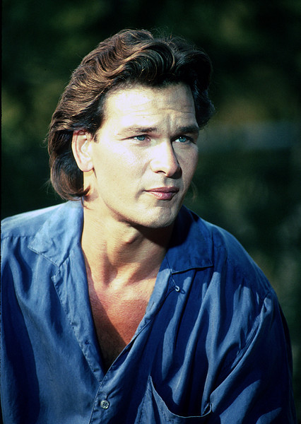"""Taping of """"Superstars & Their Moms"""" at Patrick Swayze's home & ranch."""