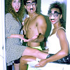 Elizabeth Berkley, Mario Lopez & Lark Voorhies in a private photo session with me.