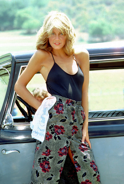 Heather Locklear Photo Shoot