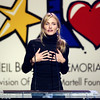 Cameron Diaz onstage at the Neil Bogart Memorial Fund Show