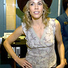 Sheryl Crow backstage at the Billboard Music Awards