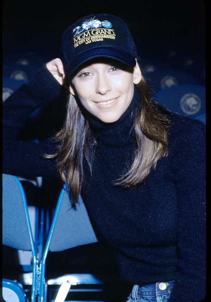 ©Ron Wolfson, 1999<br /> <br /> Jennifer Love Hewitt at rehearsals for the Billboard Music Awards show in Las Vegas on December 8, 1999