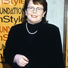 Billy Jean King arriving at Sir Elton John's after Oscar Party