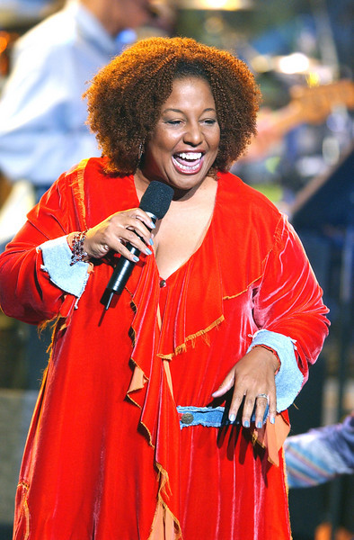 "Cheryl Lynn performing on the TV show ""The Disco Ball"""