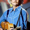 Alan Jackson rehearsing at the 35th Annual Academy of Country Music Awards