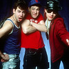 The Beastie Boys during my photo session with them at American Bandstand