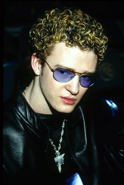 Justin Timberlake at the Billboard Music Awards