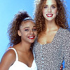 Elizabeth Berkley & Lark Voorhies in a private photo session with me.