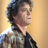 "Lou Reed rehearsing for  ""Come Together - A Night of John Lennon"""