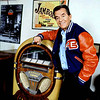 Dick Clark exclusive photo session at Dick Clark Productions in Burbank, CA - Ron Wolfson